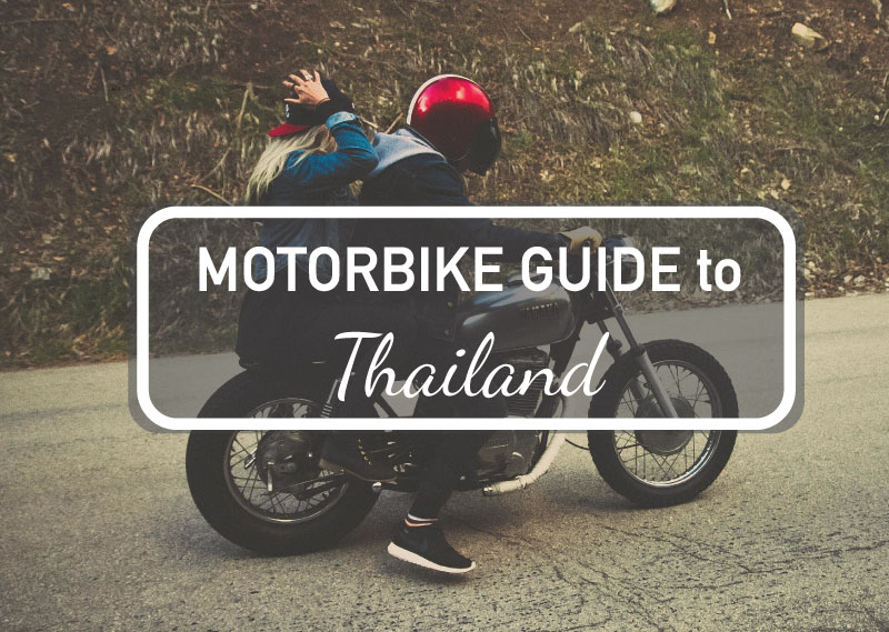 motorbike guide to thailand